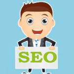 Online Marketing Agentur - SEO-Illustration