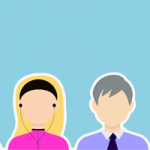 Online Marketing Agentur - Personal-Illustration